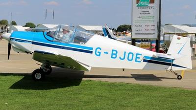 A picture of GBJOE - Wassmer D120A ParisNice - [177] - © David Cook