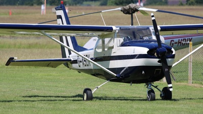 A picture of GASOK - Cessna F172F Skyhawk - [0057] - © David Cook