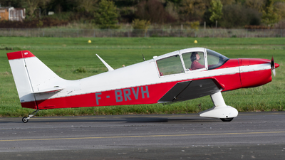 A picture of FBRVH - Jodel DR221 Dauphin - [] - © Hervé Champain