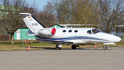 D-IZST - Cessna 510 Citation Mustang - Private