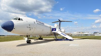 HA-LCG - Tupolev Tu-154B-2 - Malév Hungarian Airlines