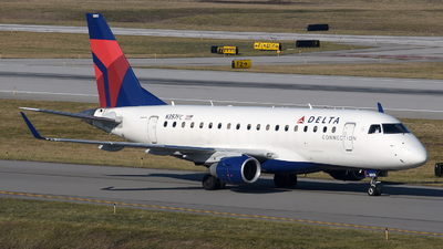 A picture of N357FC - Embraer E170SU - Delta Air Lines - © DJ Reed - OPShots Photo Team