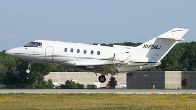 N159MJ - Raytheon Hawker 850XP - Private