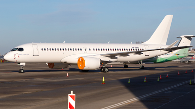VP-BMZ - Airbus A220-300 - Untitled