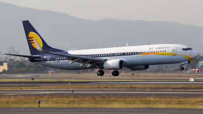 VT-JBZ - Boeing 737-96NER - Jet Airways