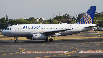N841UA - Airbus A319-131 - United Airlines