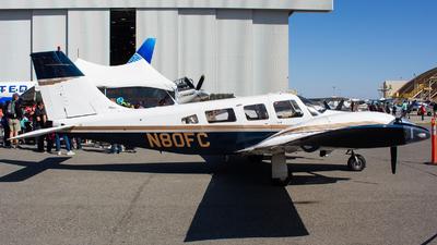 N80FC - Piper PA-34-200T Seneca II - Private