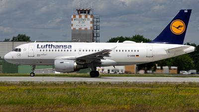 A picture of DAIBB - Airbus A319112 - Lufthansa - © Emanuel Schießl