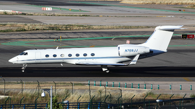 N768JJ - Gulfstream G550 - Private