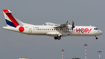 A picture of FGVZL - ATR 72500 - [0553] - © kehdi737w
