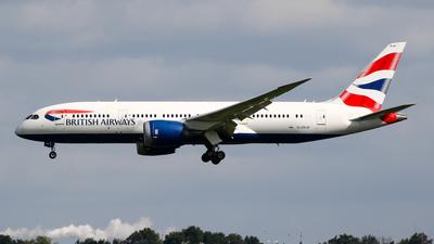 A picture of GZBJH - Boeing 7878 Dreamliner - British Airways - © C. v. Grinsven