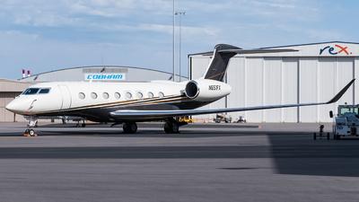 N651FX - Gulfstream G650 - Privajet