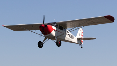 C-GJAV - Aeronca 11AC Chief - Private