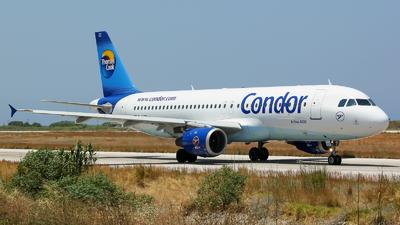 D-AICC - Airbus A320-212 - Condor
