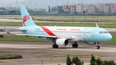 B-1866 - Airbus A320-214 - Loong Air