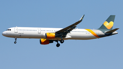 OY-TCH - Airbus A321-211 - Sunclass Airlines