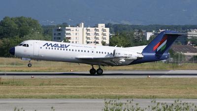 HA-LME - Fokker 70 - Malév Hungarian Airlines