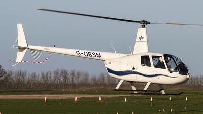 A picture of GOBSM - Robinson R44 Raven - [1030] - © Bradley Bygrave