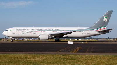 A picture of ETAWQ - Boeing 767306(ER) - Ceiba Intercontinental - © Matteo Lamberts