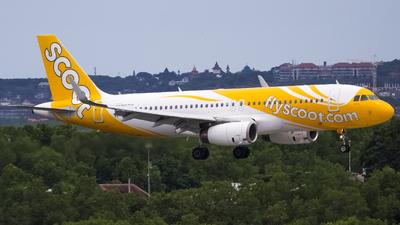9V-TRI - Airbus A320-232 - Scoot