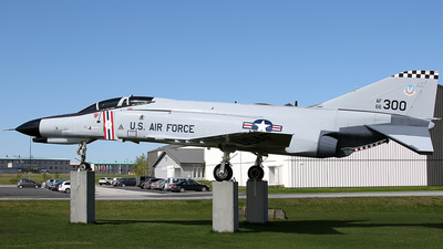 72-1407 - McDonnell Douglas F-4E Phantom II - United States - US Air Force (USAF)