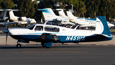 N451US - Mooney M20R Ovation - Private