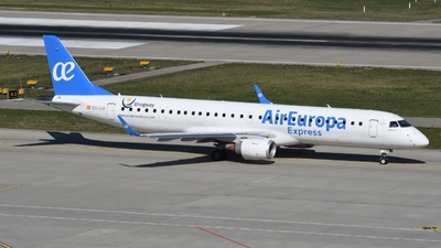 A picture of ECLLR - Embraer E195LR - Air Europa - © Sven Stephan