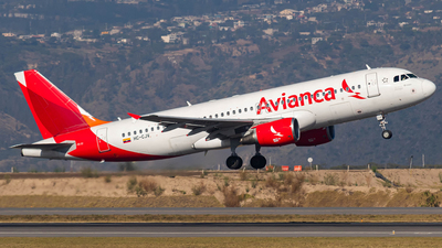 A picture of HCCJV - Airbus A320214 - Avianca - © Martin Blanco C