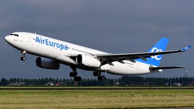 EC-LQO - Airbus A330-243 - Air Europa
