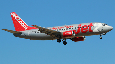 G-CELK - Boeing 737-330 - Jet2.com
