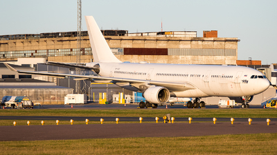 EI-GCZ - Airbus A330-223 - I-Fly Airlines