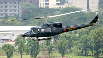 BH134 - Bell 212 - Bangladesh - Air Force