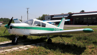 C-GVGE - Piper PA-28-140 Cherokee - Private