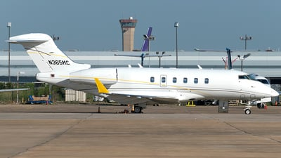 N365MC - Bombardier BD-100-1A10 Challenger 300 - Private