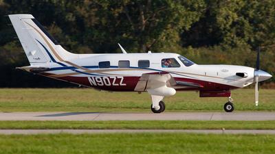 N90ZZ - Piper PA-46-500TP Malibu Meridian - Private