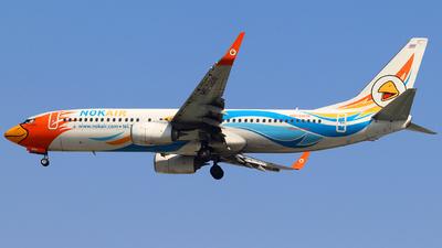 A picture of HSDBW - Boeing 73788L - Nok Air - © Thanhngoc Tran