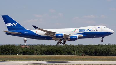 I-SWIA - Boeing 747-4R7F(SCD) - SW Italia