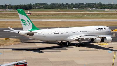 EP-MMT - Airbus A340-313X - Mahan Air