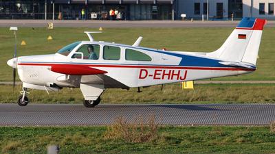 D-EHHJ - Beechcraft E33 Bonanza - Private