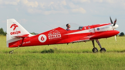 SP-AUC - Zlin 50LS - Zelazny Aerobatic Team