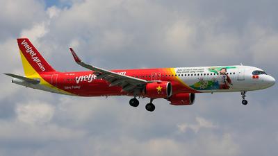 VN-A521 - Airbus A321-271NX - VietJet Air