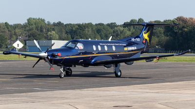 A picture of HBFVD - Pilatus PC12/47E - [1072] - © Marco Materlik