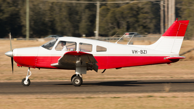VH-BZI - Piper PA-28-161 Warrior II - Basair