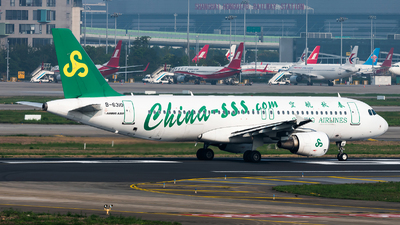 B-6310 - Airbus A320-214 - Spring Airlines