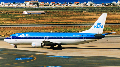 PH-BPD - Boeing 737-42C - KLM Royal Dutch Airlines