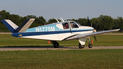 N1775M - Beechcraft 35 Bonanza - Private