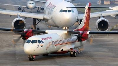 VT-AIY - ATR 72-212A(600) - Air India Regional (Alliance Air)