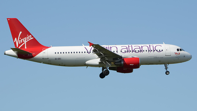 EI-DEI - Airbus A320-214 - Virgin Atlantic Airways (Aer Lingus)