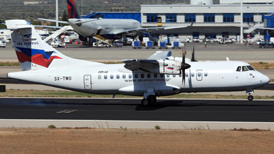 SX-TWO - ATR 42-500 - Sky Express