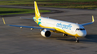 RP-C4122 - Airbus A321-271NX - Cebu Pacific Air